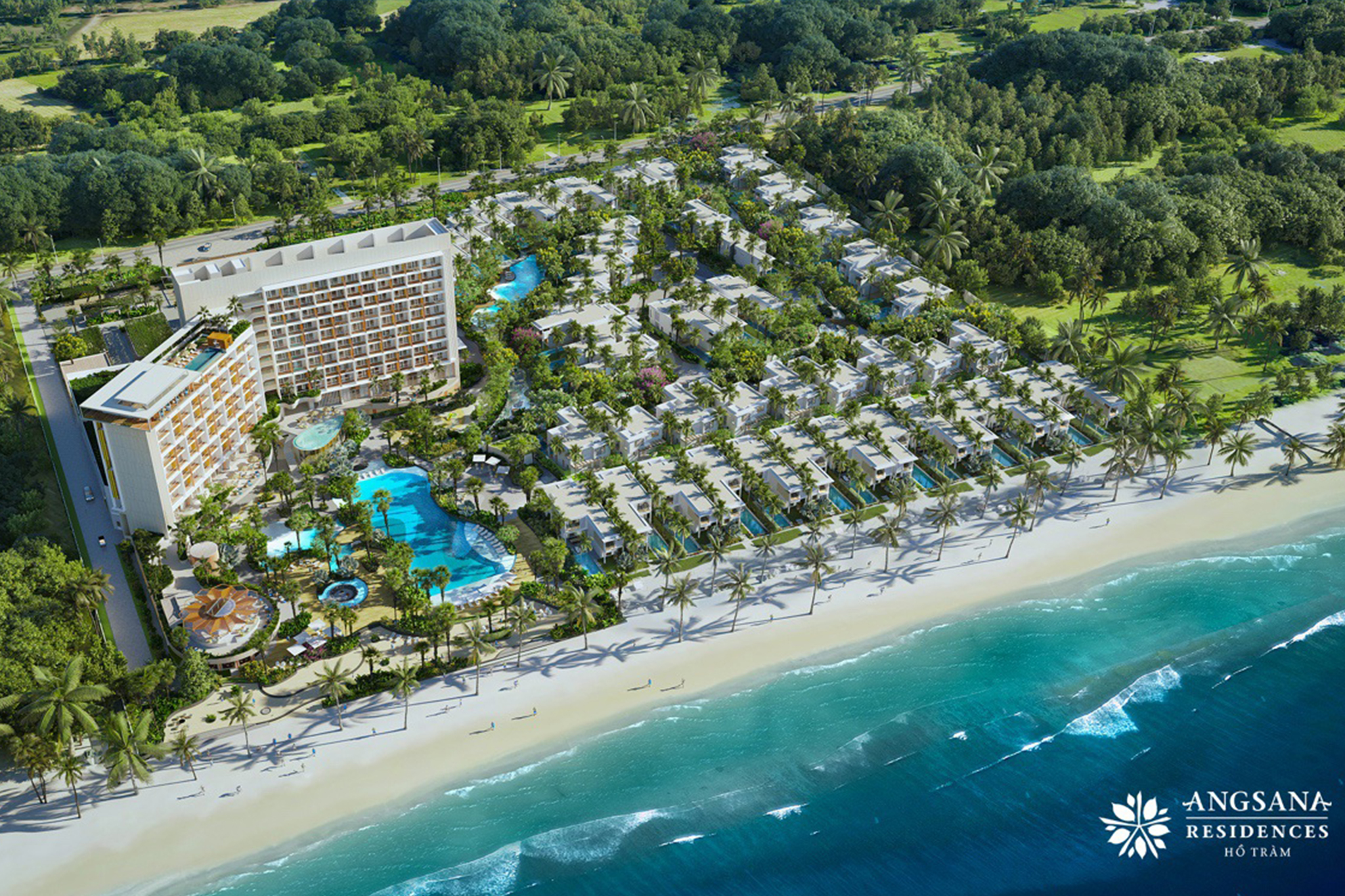 RESORT VALUE AND INVESTMENT IN ANGSANA RESIDENCES HO TRAM PROJECT